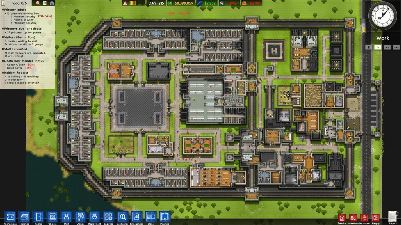 《监狱建筑师》r6327中文版