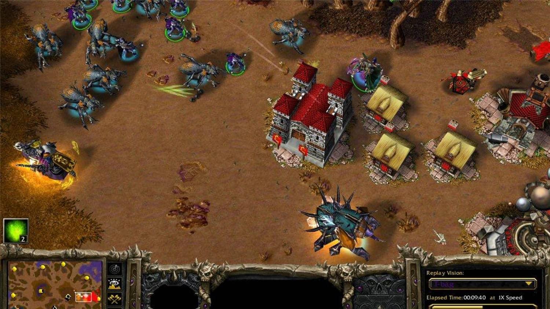 《魔兽争霸3:冰封王座》v1.20~1.27中文版